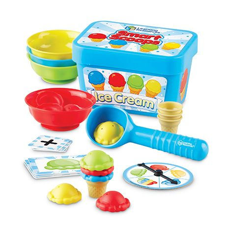 Learning Resources Smart Scoops™ Math Activity Set