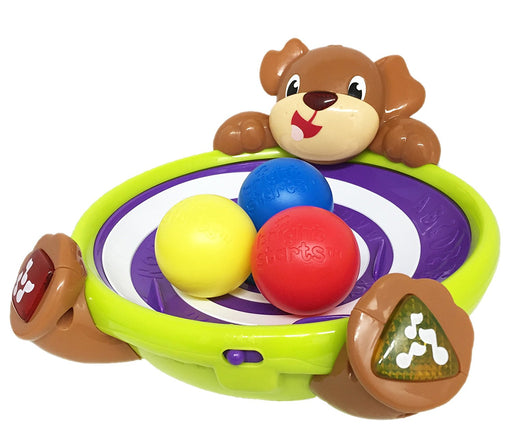 Bright Starts Spin & Giggle Puppy