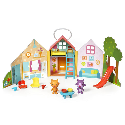 Sago Mini Portable Playset: Jinja's House
