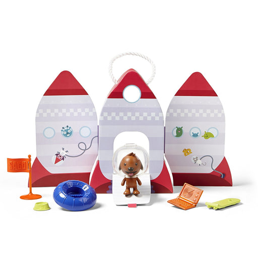Sago Mini Portable Playset: Harvey's Spaceship