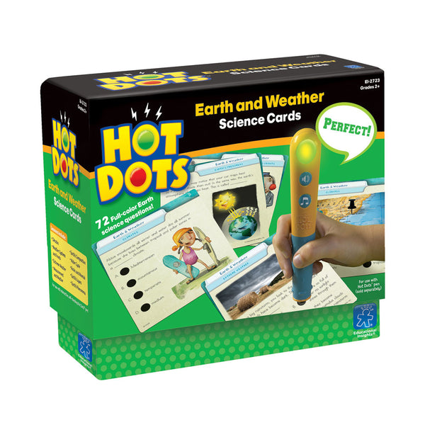 Educational Insights Earth and Weather