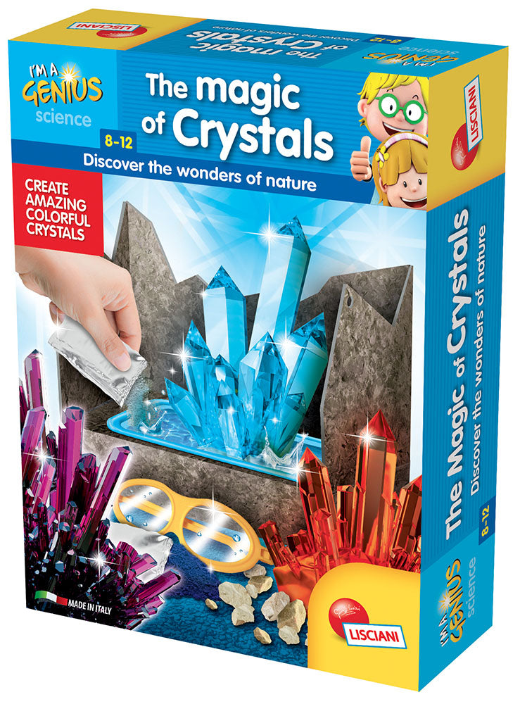 I'm A Genius The Magic of Crystals