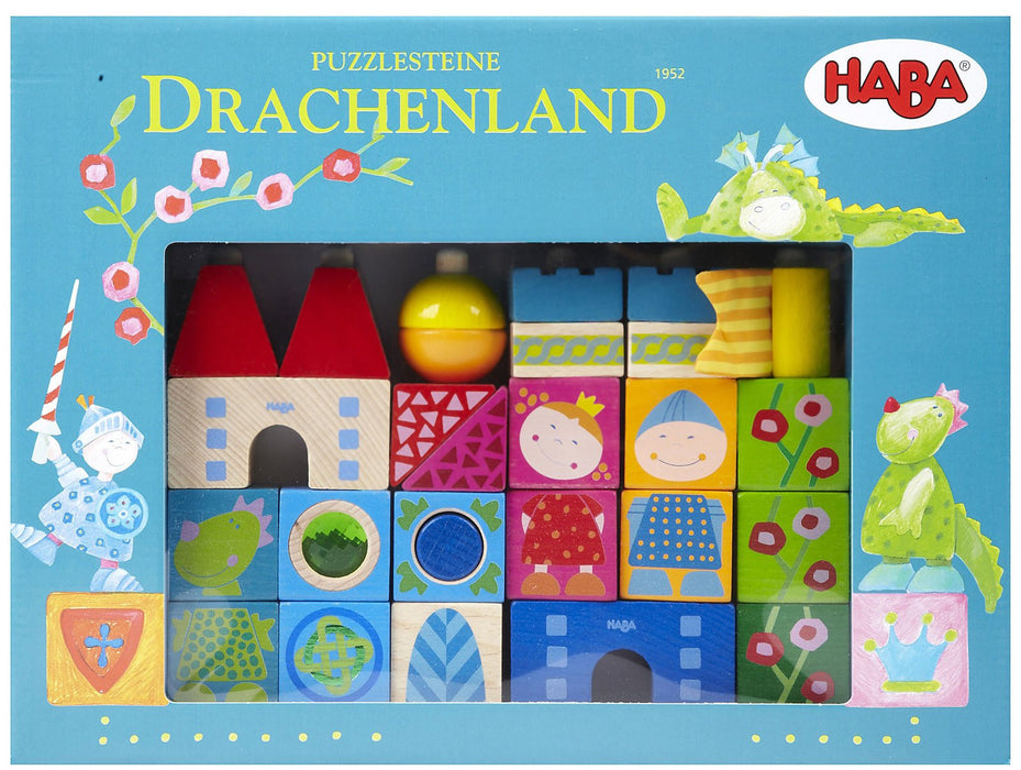 Haba Land of Dragons (27 pieces)