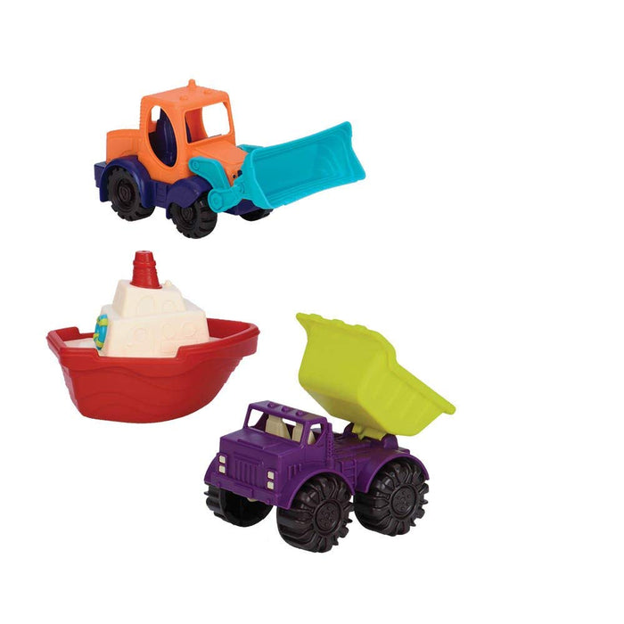 B. Toys Loaders & Floaters 3 pieces