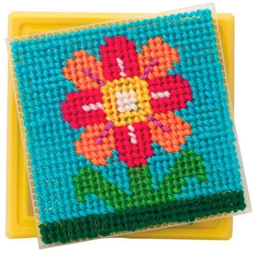Alex Toys Simply needlepoint Flower blossom