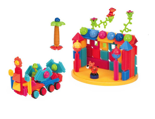 B. Toys Jungle adventure bucket 128 pieces