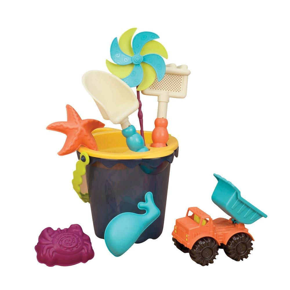 B. Toys Bucket and accessories Navy