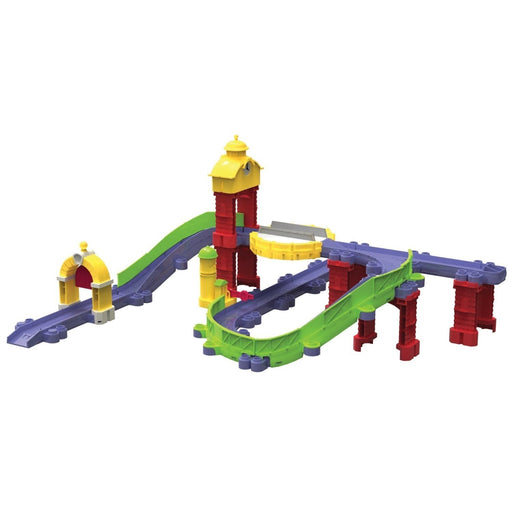 Chuggington Stack Track Koko's Safari Adventure Set