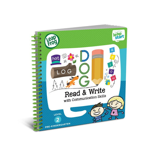 LeapFrog LeapStart Pre-K Read & Write Activity Book