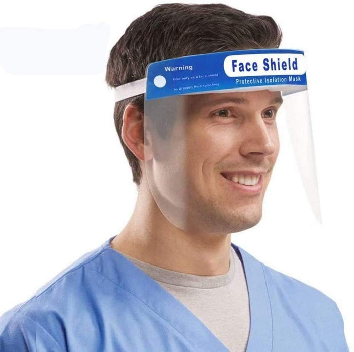 All-Purpose Adjustable Face Shield