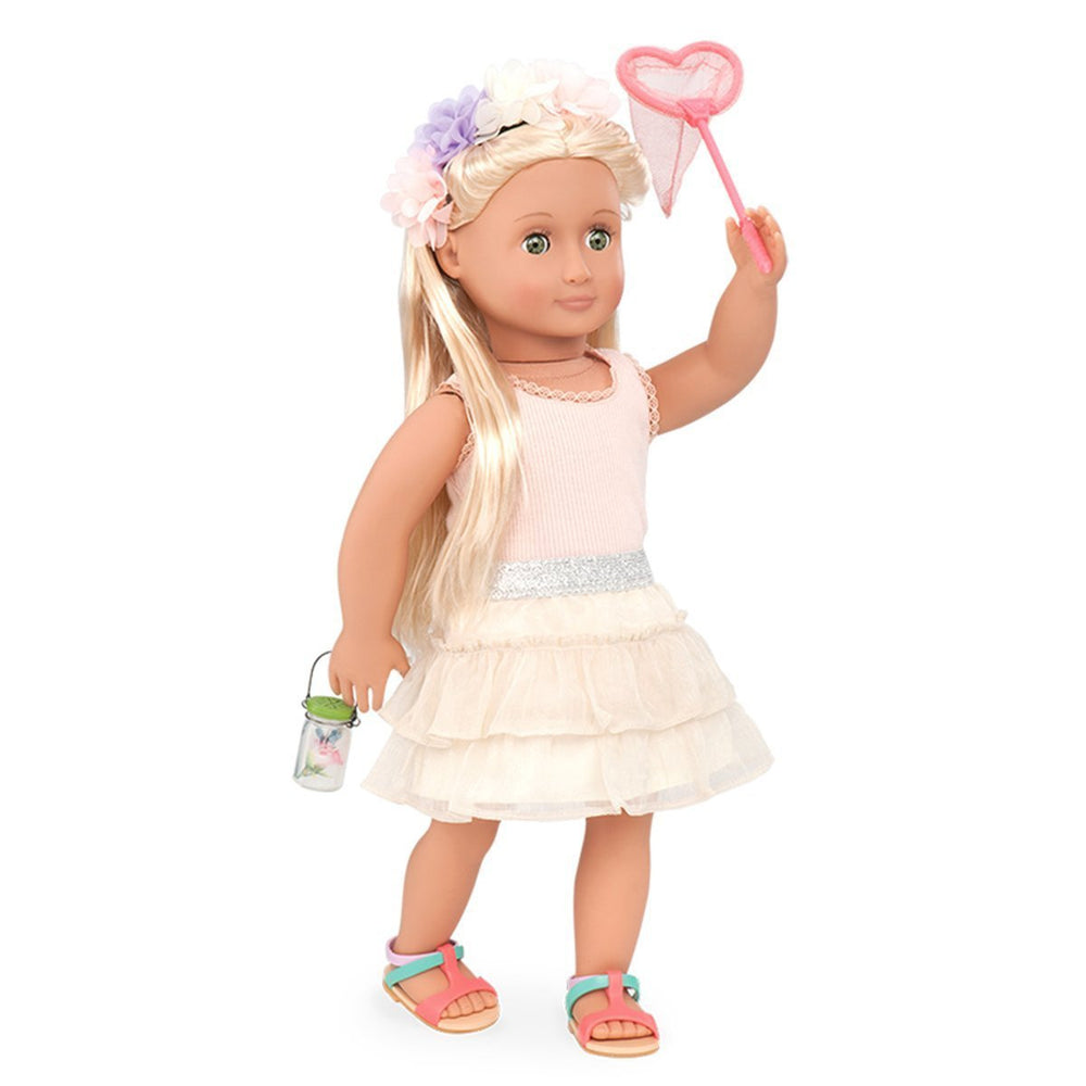 "Our Generation A Butterfly Moment 18"" Doll Deluxe Outfit"