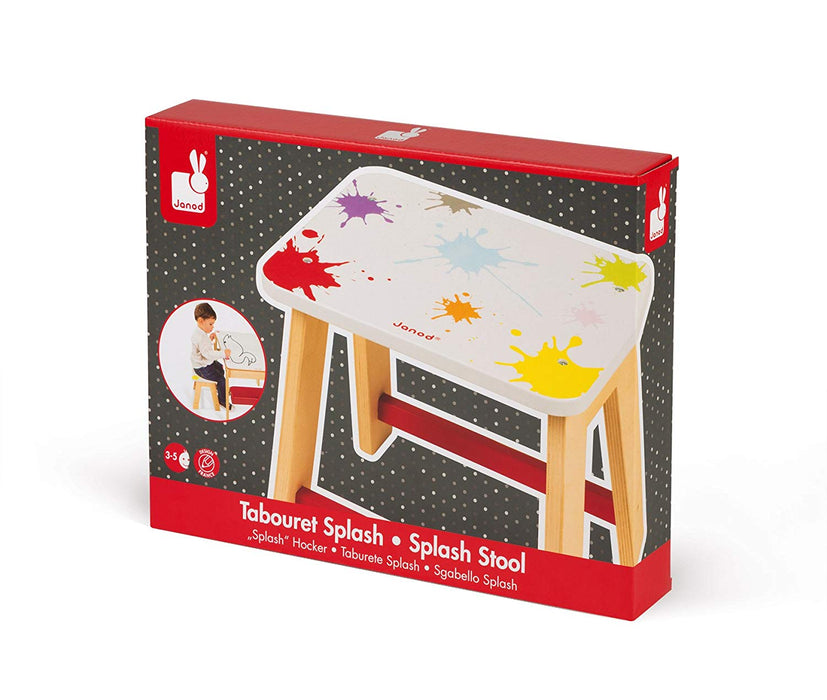 Janod Splash Stool