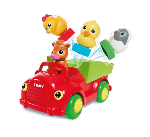 TOMY Sort N' Pop Farmyard Friends