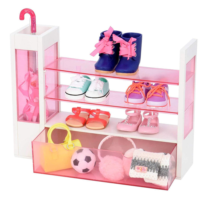 Our Generation Sort-a-Shoe Set