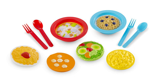 Melissa & Doug & Doug Create-A-Meal Fill 'Em Up Bowls