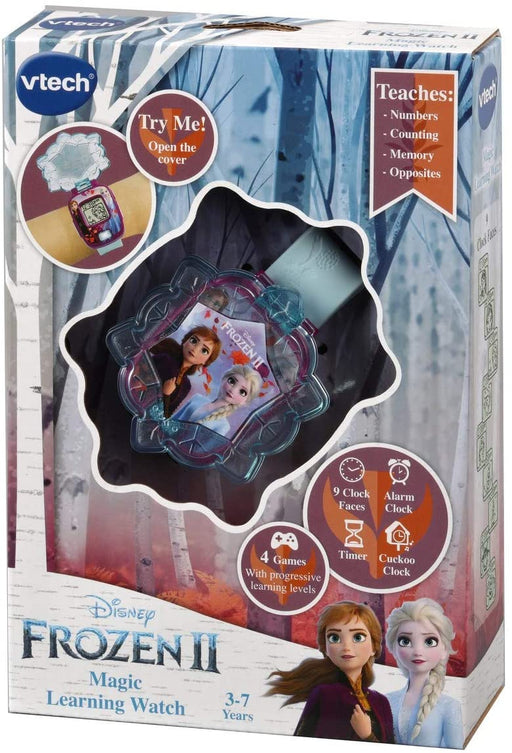 Vtech Frozen II - Magic Learning Watch