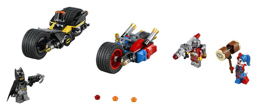 LEGO Superheroes Batman Gotham City Cycle Chase
