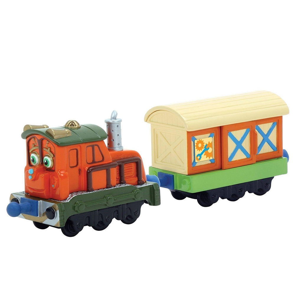 Chuggington Die Cast Calley & Box Car