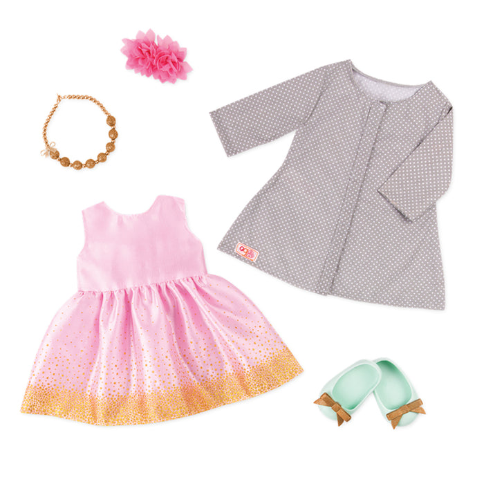 "Our Generation Celebration Style Deluxe Outfit for 18"" Doll"