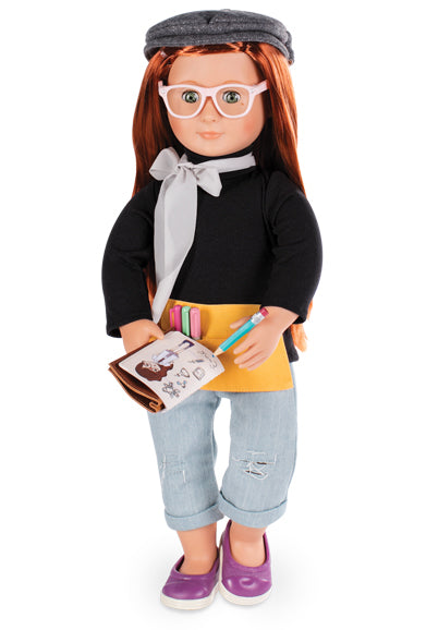"Our Generation Deluxe Twin Doll Sabina 18"" Doll"