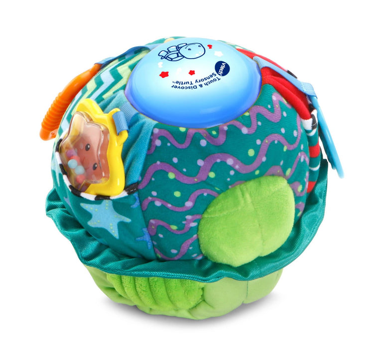 Vtech Touch & Discover Sensory Turtle