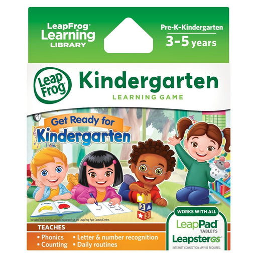 LeapFrog Get Ready for Kindergarten