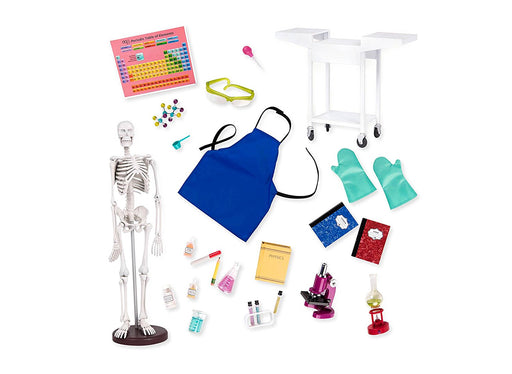 Our Generation Schoolroom Science Lab Deluxe Set