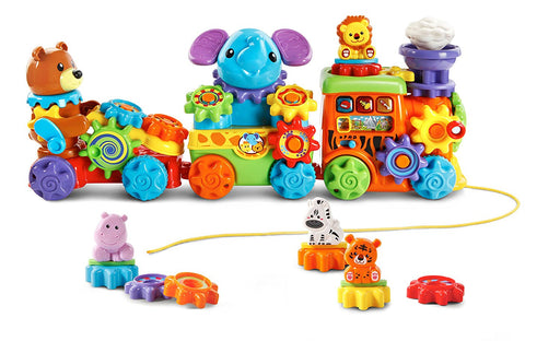 Vtech GearZooz -Roll & Roar Animal Train