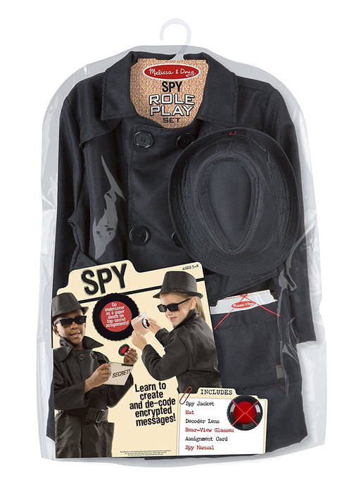 Melissa & Doug and Doug Costume - Spy
