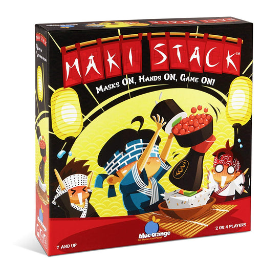 Blue Orange Maki Stack Family Party Game