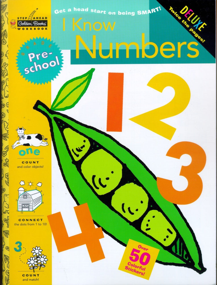 I Know Numbers (preschool)