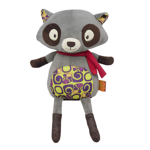 B. Toys Happy Yappies Rascal the Racoon