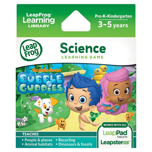 LeapFrog Bubble Guppies