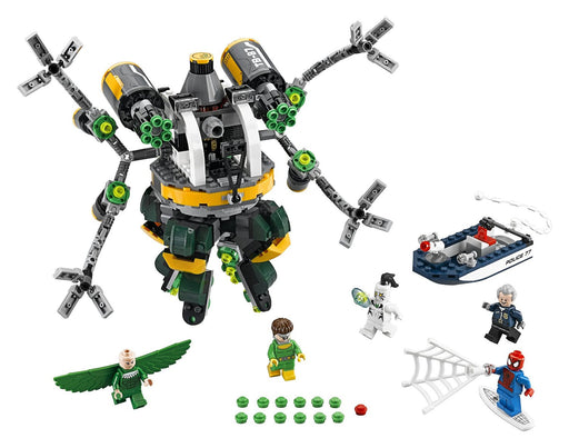 LEGO Superheroes Spider-Man: Doc Ock's Tentacle Trap