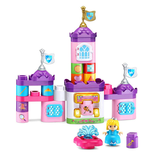 Leapfrog LeapBuilders® Shapes & Music Castle™