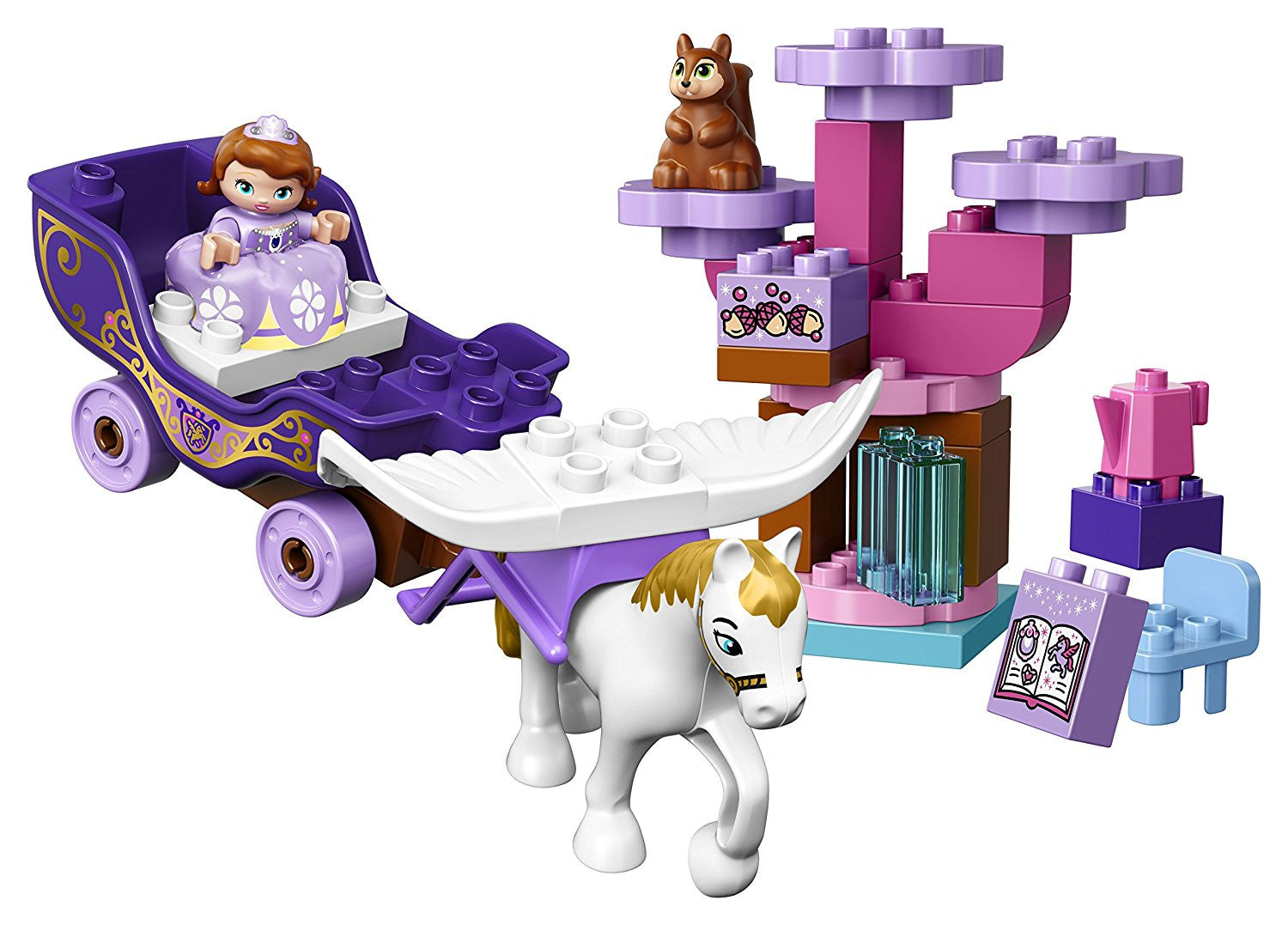 LEGO DUPLO Disney Sofia the First Magical Carriage