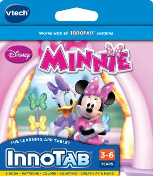 Vtech Innotab Software - Minnie's Bow Tunes