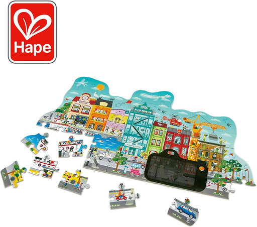 Hape Animated City Puzzle
