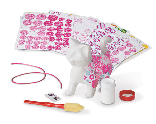 Melissa & Doug and Doug Decoupage Made Easy - Kitten