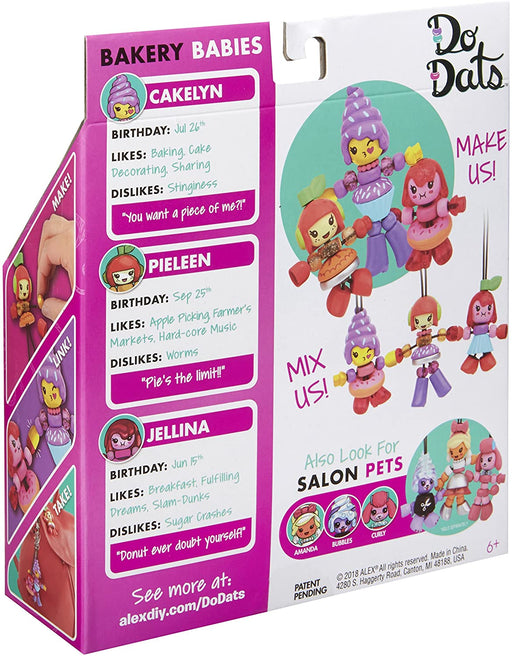 Alex Toys DIY Do Dats Bakery Babies