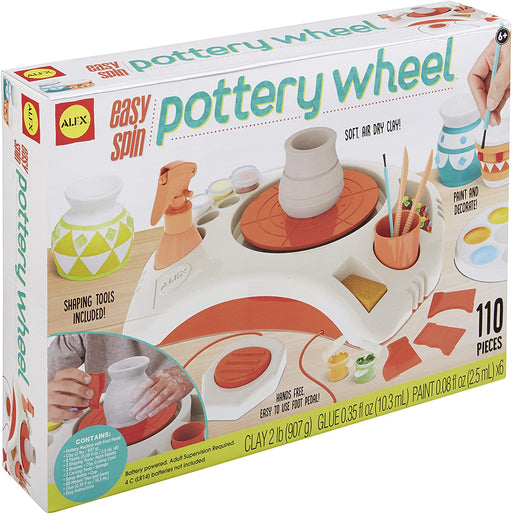 Alex Toys Spin pottery wheel