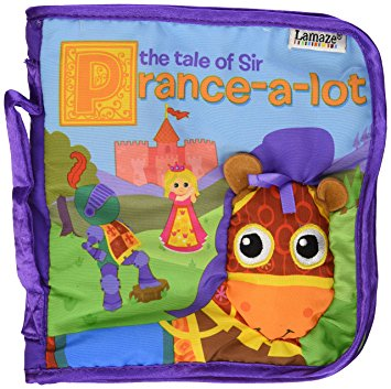 Lamaze Tale of Sir-Prance-a-Lot Book