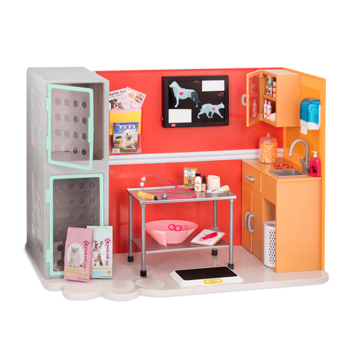 Our Generation Healthy Paws Vet Clinic Set