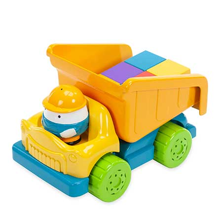 Educational Insights - Bright Basics Dumpty Truck
