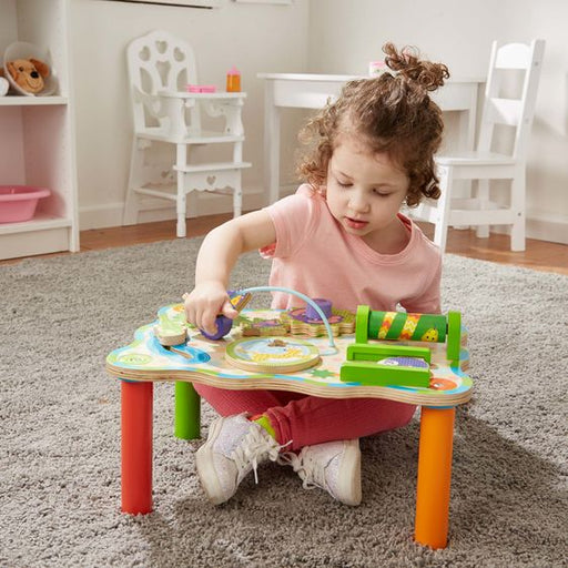 Melissa & Doug First Play Jungle Activity Table