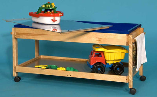 Stock Wooden Toys - Sand & Water Table