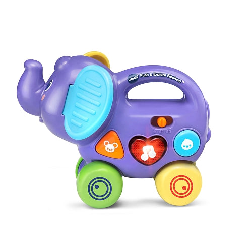 Vtech Push & Explore Elephant