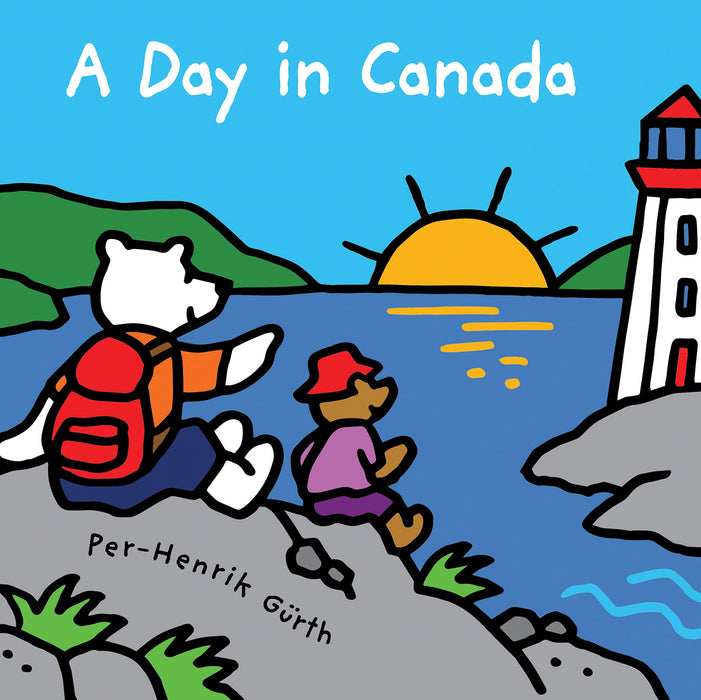 A Day in Canada by Per Henrik Gurth