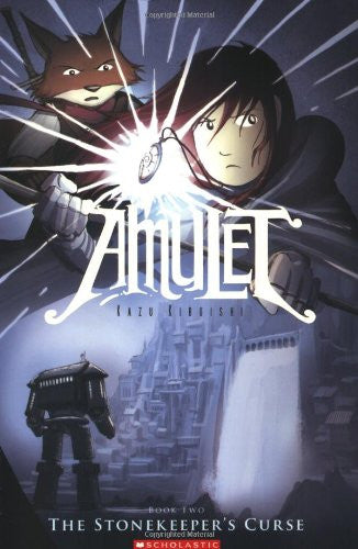 Amulet Book Two: The Stonekeeper's Curse by Kazu Kibuishi