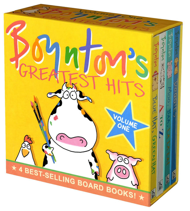 Boynton's Greatest Hits: Volume 1 by Sandra Boynton